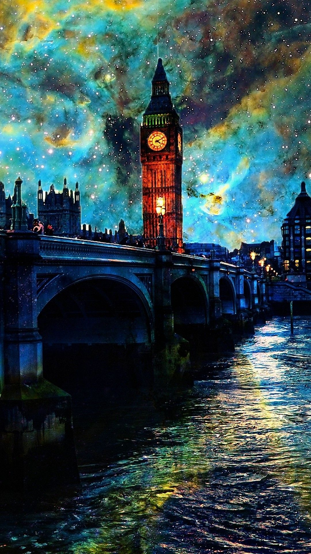 Amazing Wallpaper For Android Best Android Wallpapers London Painting London Wallpaper Iphone 6s Wallpaper
