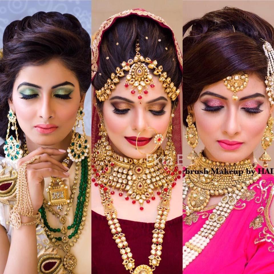 Ekta bakshi professional make up is the most renowned