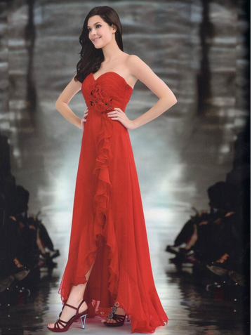 Günstige Damenkleider, Blumen Kleid Ist Sehr Elegant Und ...