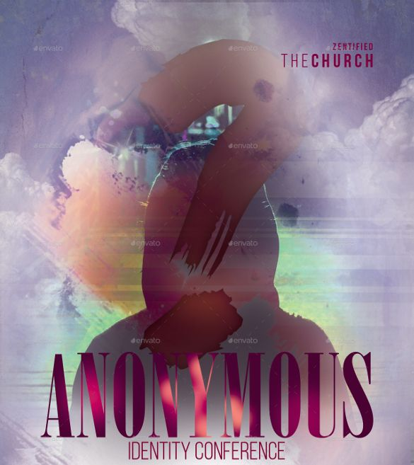 church flyers free