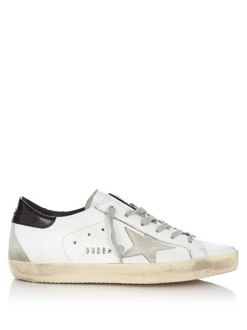 Super Star low-top leather trainers Golden Goose Uh5QFqHWvD