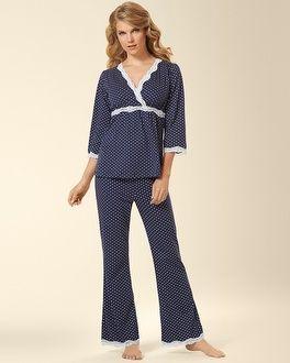 $79.00 Shop Nursing Pajamas & Nursing Sleepwear - Soma