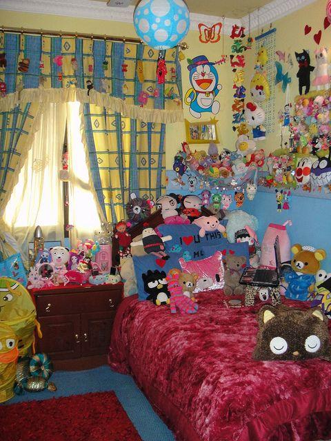 New Things In My Room Otaku Room Kawaii Room Kawaii Bedroom