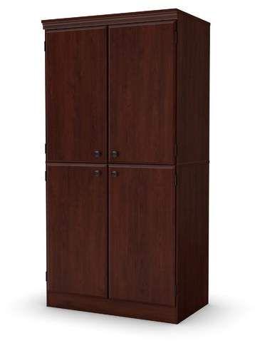 Caines 4 Door Storage Cabinet Door Storage Storage Tall Cabinet Storage