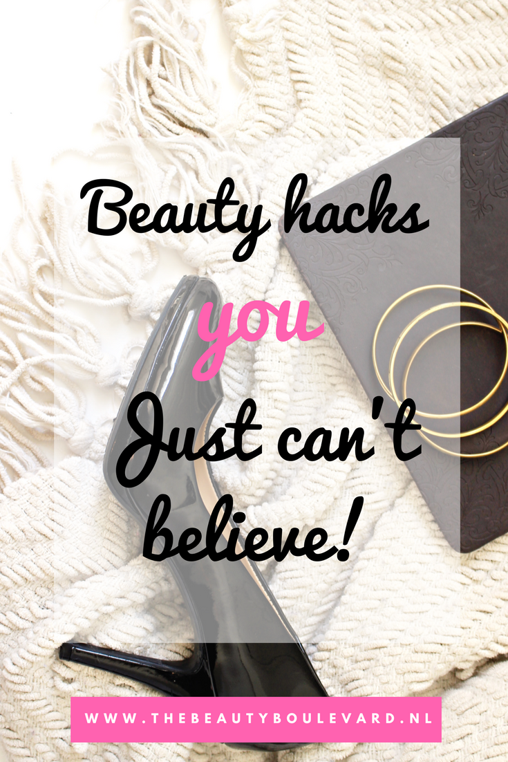 You really can't believe these beauty hacks! These beauty hacks are for teens, for girls and actually for everyone. These beauty hacks say they are against acne, work overnight and are perfect for natural makeup. Check it out if you don't believe these too!