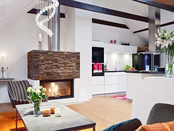 A Bright Small Apartment