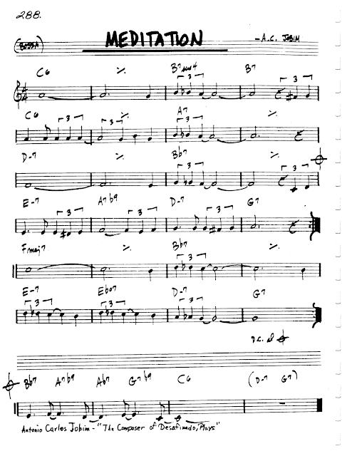 Jazz Real Book Ii Page 334 Soul Trane Tedd Dameron Jazz Standard Sheet Music Jazz Standard Jazz Sheet Music Sheet Music