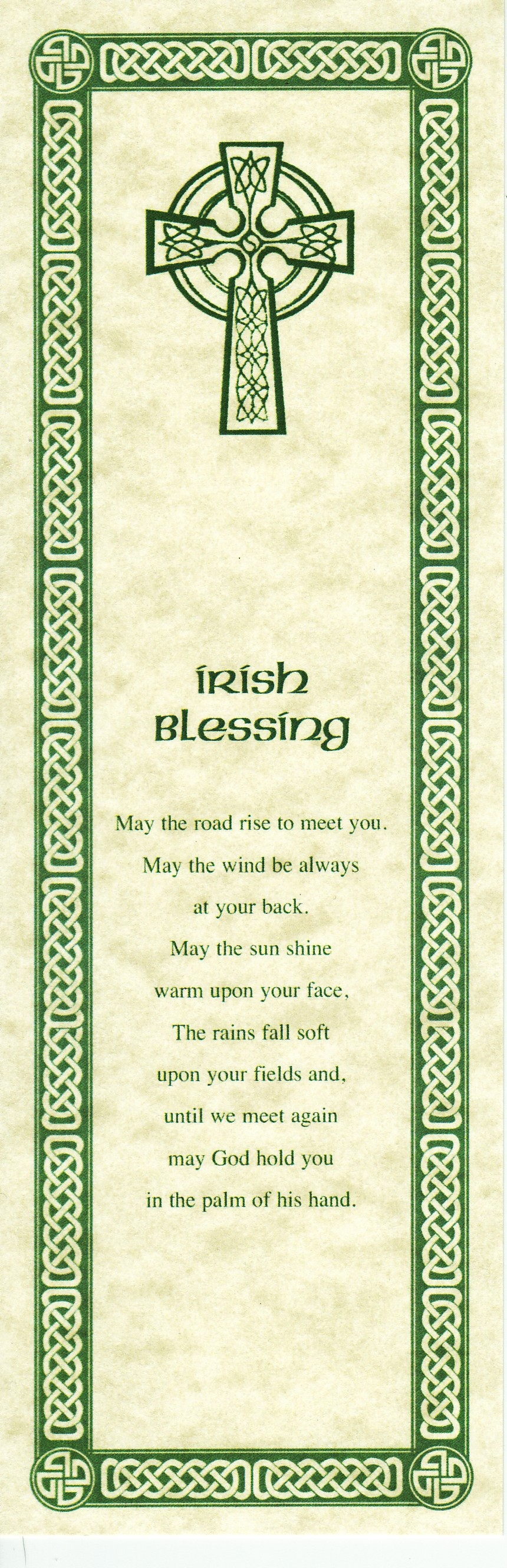 Irish Blessing - present idea for my aunts maybe ??? | Christmas ...