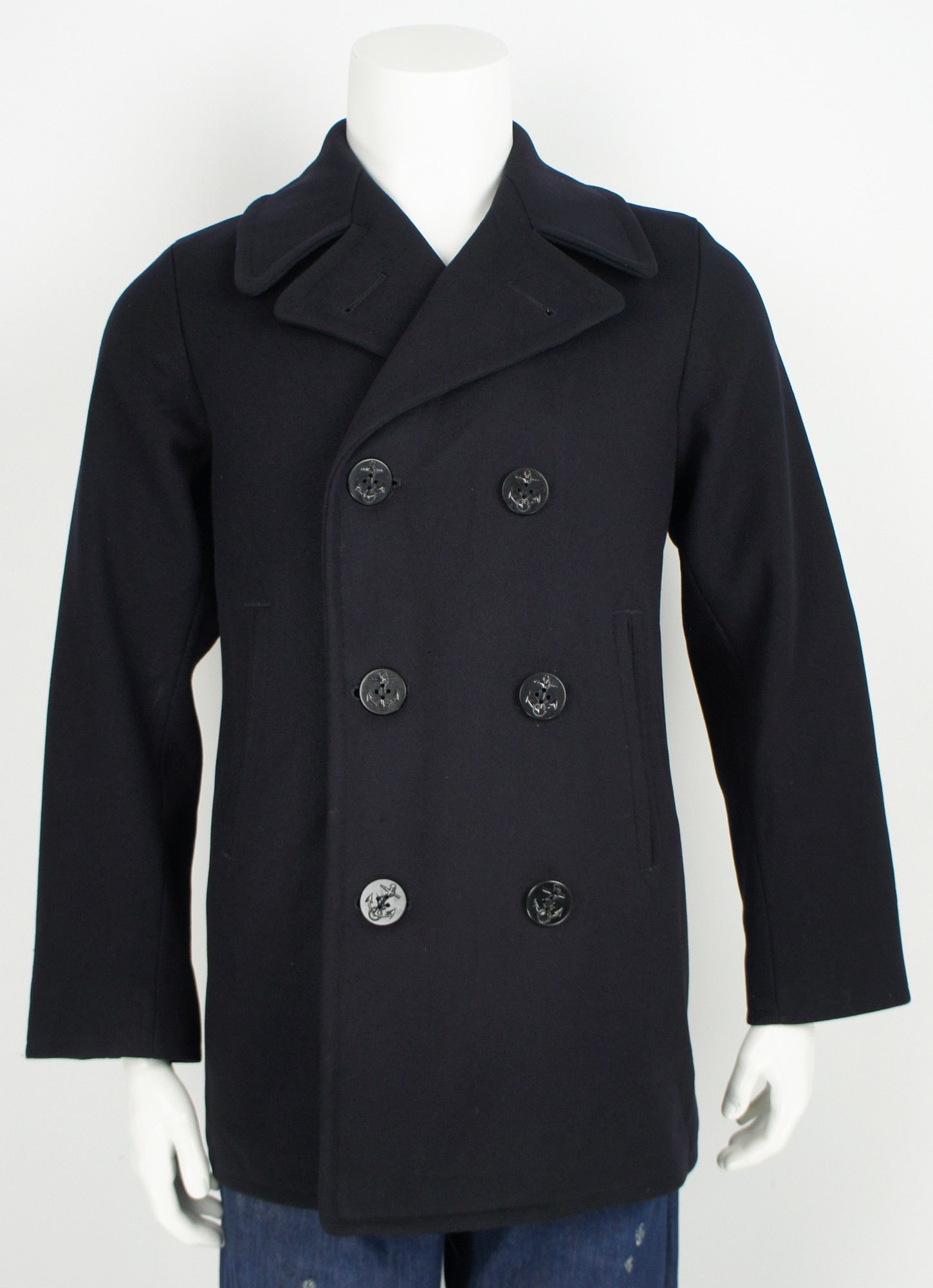 Which christmas gown ideas with holed - Fantastic Classic Us Navy Pea Coat In Great Condition There Are No Holes Or Stains Inner Silk Lining Has Original Stencils And Is In Good Condition