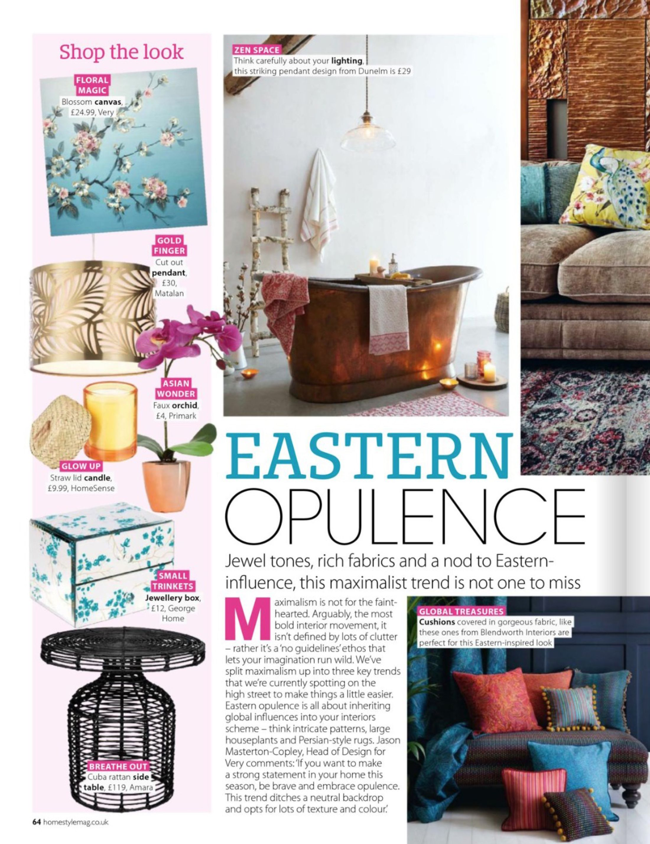 Our Emporium Weaves Collection Has Been Featured In This Month S