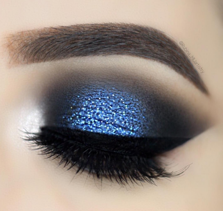 Photo of 10 Blue Eyeshadow Looks You Should Totally Own This Party Season!
