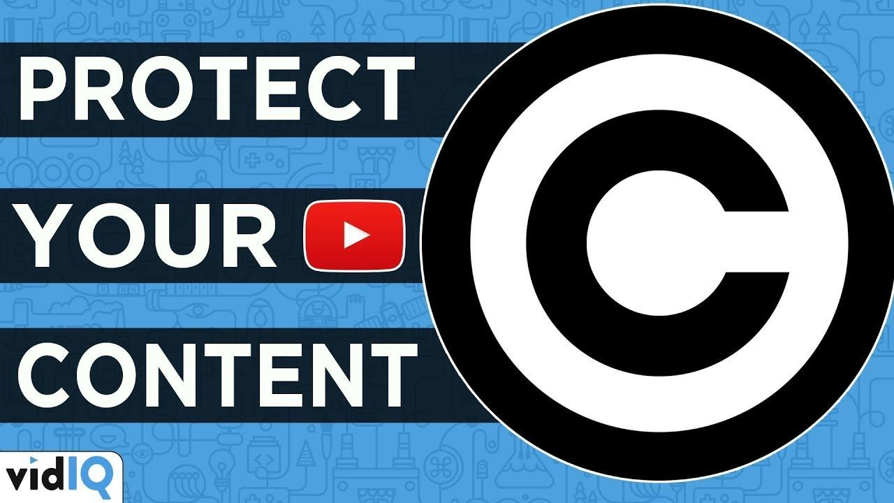 How to Use The YouTube Copyright Matching Tool Youtube