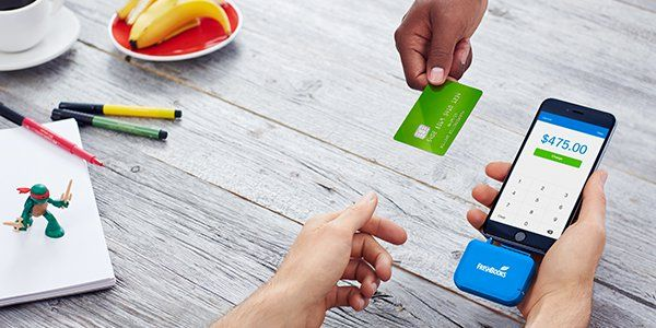 Freshbooks Card Reader Coming Soon Square Competitor Freshbooks Small Business Trends Card Reader