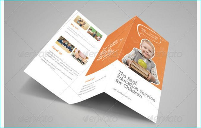 25 School Brochure Template For Education Institution 25 School - school brochure template