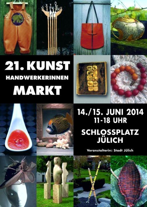 Kunsthandwerkerinnenmarkt 2014