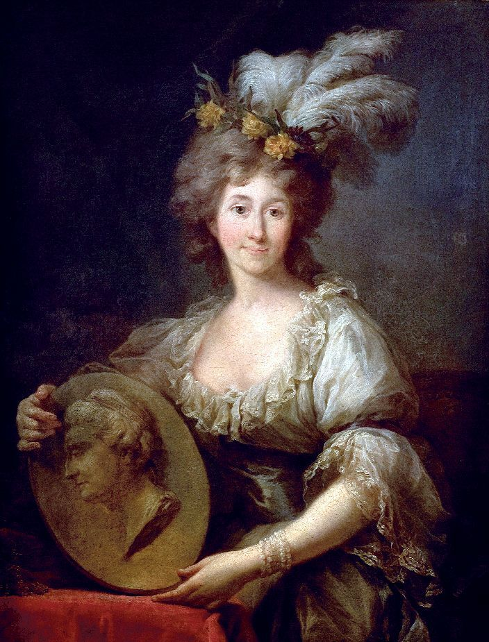 Pin by Anna-Mari Kaipainen on 1700 hair   Portrait
