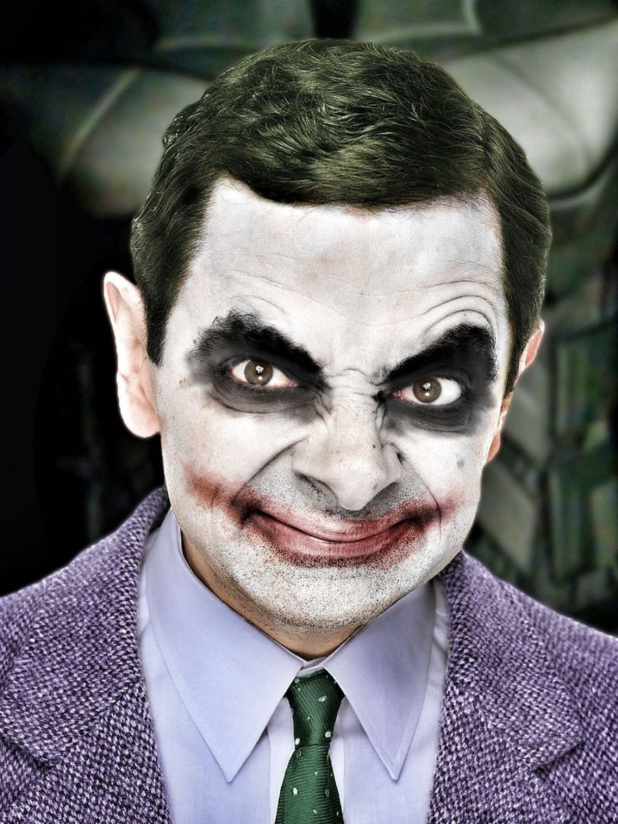 These Photoshop Geniuses Are Turning Mr Bean Into The Most Random Characters Mr Bean Photoshop Mr Bean Mr Bean Memes