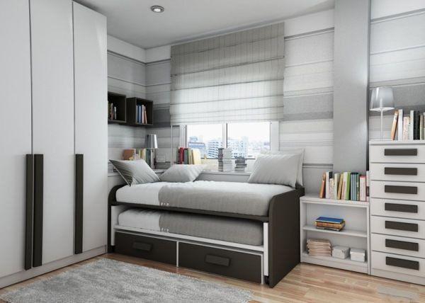 Uberlegen #Teenager Zimmer Designs Teen Boys Schlafzimmer Ideen #Jugend #Ideen #Trend  #Bedroom