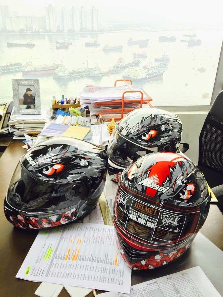 Luusama Motorcycle And Helmet Blog News: Umbrella Girls on