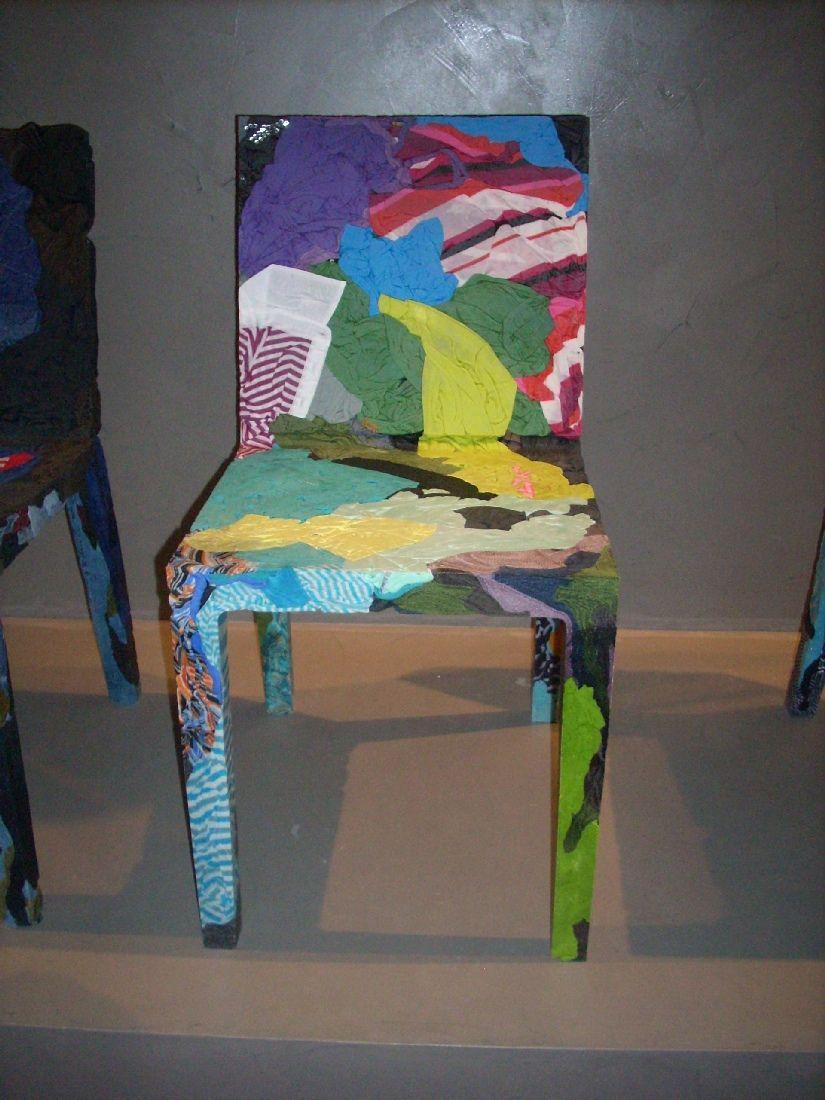 Salone del Mobile, Milan 2011 - rememberme by http://www.tobiasjuretzek.com/remembermechair.html #chair