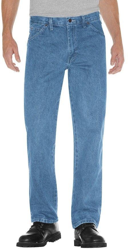 Dickies Big & Tall Regular-Fit Work Jeans