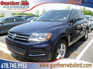 2013 Volkswagen Touareg Luxury In Buford Georgia Volkswagen