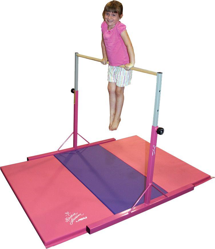 Nastia Liukin Jr Bar Mat Combo Gymnast Gift Guide