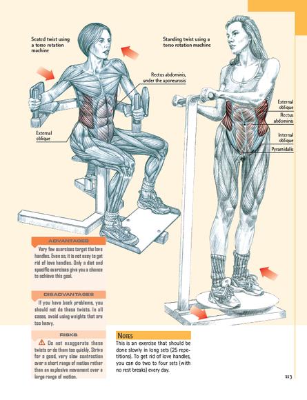 Delavier\'s Core Training Anatomy   Human Kinetics Books Worth ...