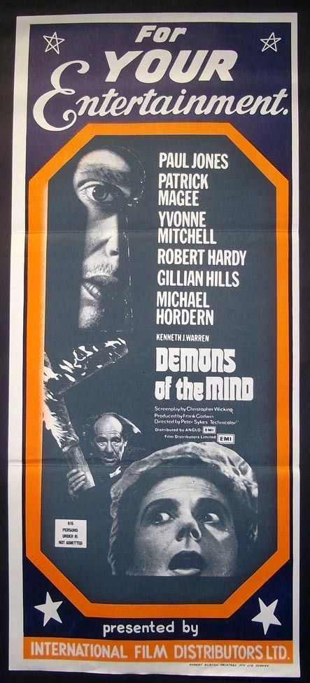 demons of the mind 1972 full movie