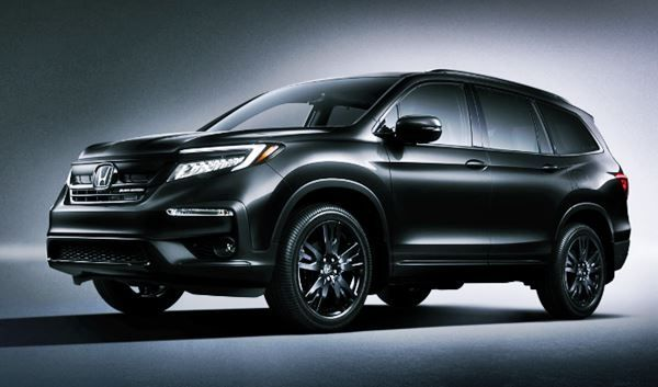 New Honda Pilot Redesign 2022 Honda Motor