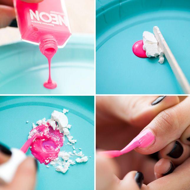 We Tried It: DIY Matte Nails   Matte nails, Easy and Matte nail polish