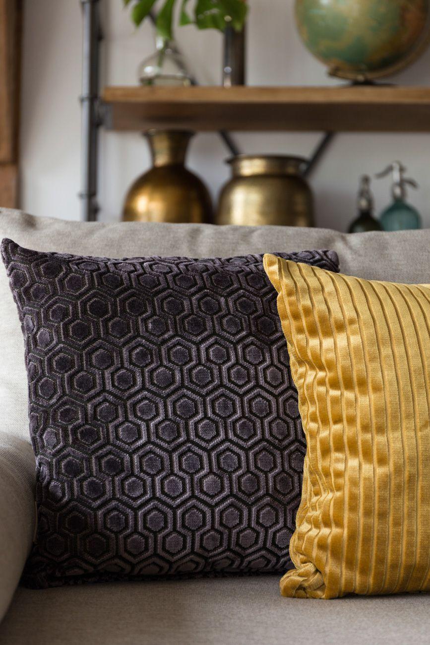 Dean Pillow Dutchbone Pillows Multicoloured Cushions Cushions
