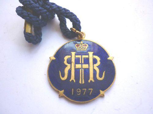 Henley Royal Regatta Members Badge 1977