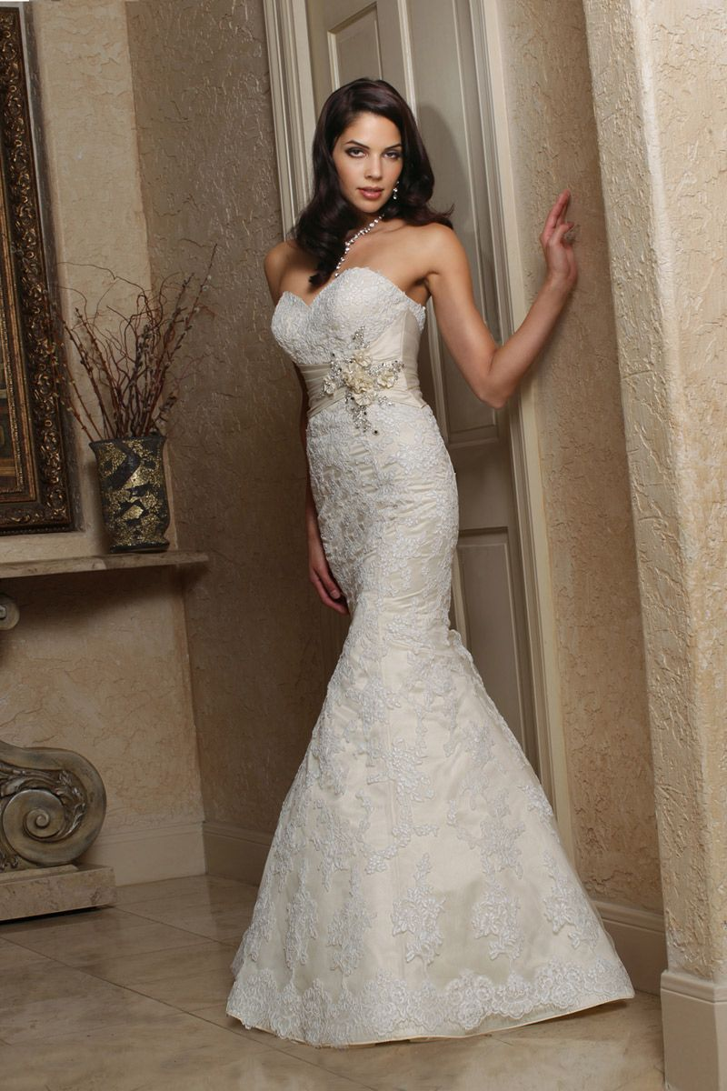 0e86eac9758 Davinci Bridal 50161 Da Vinci Bridal Collection Becker s Bridal Fowler