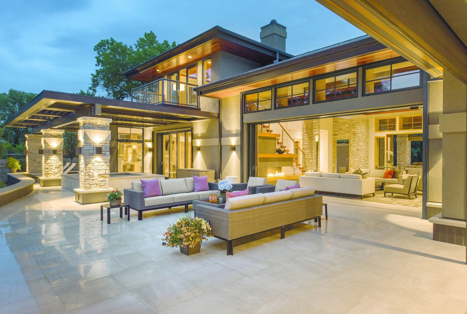 How to set the stage for outdoor living with scenic doors marvin