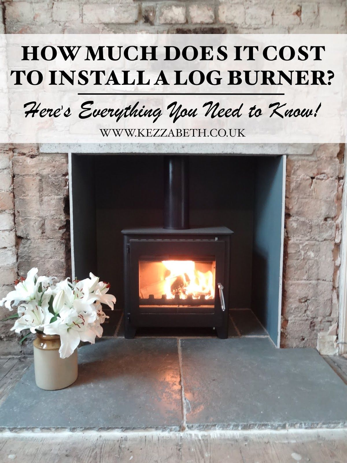 How Much Does It Cost To Install A Wood Burning Stove Ps Lounge
