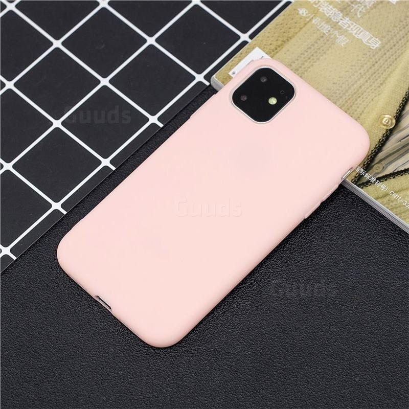 Candy Soft Silicone Protective Phone Case For Iphone 11 6 1 Inch