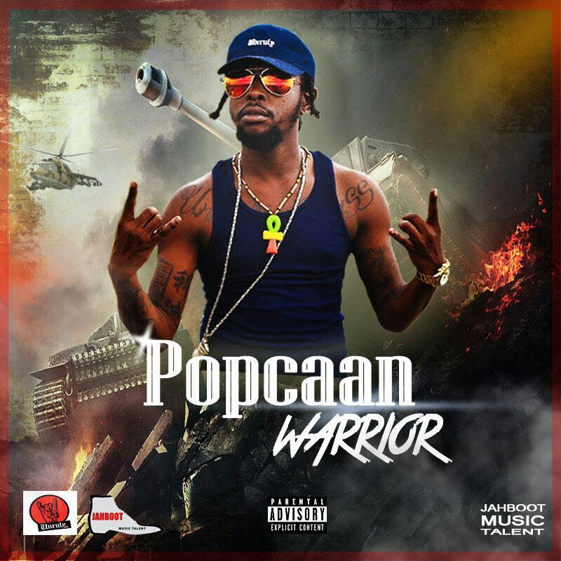 Blessings to my ppl #Warrior by #POPCAAN This is a song tht