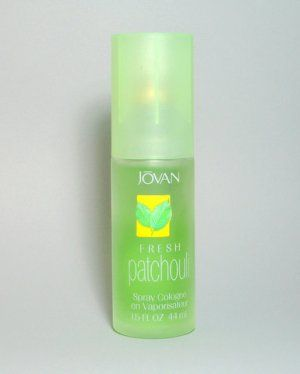Jovan Fresh Patchouli By Jovan 15 Oz 44ml Spray Cologne In 2019