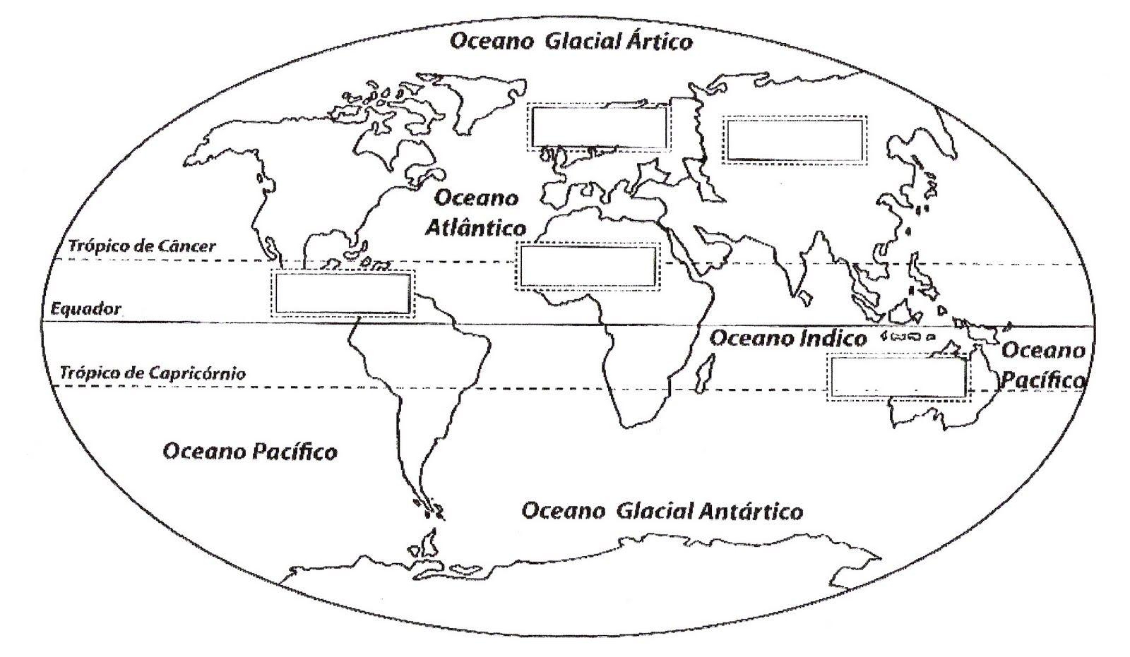 Mapas Dos Continentes Clic No Geography For Kids Social Science
