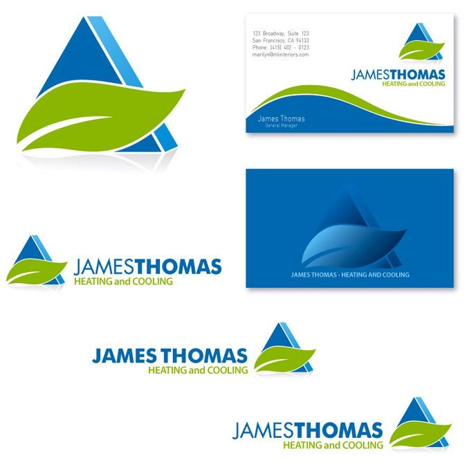 Logo Needed For Heating And Air Conditioning Service Company By