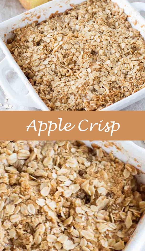 10 Most Tasty Apple Crisp Recipes I've Ever Made! Apple