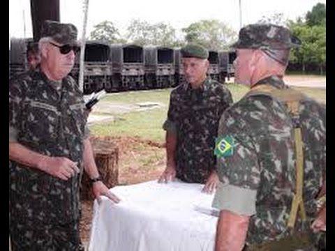 Áudio Militares de Alta Patente FFAA Planejando A Intervenção Militar