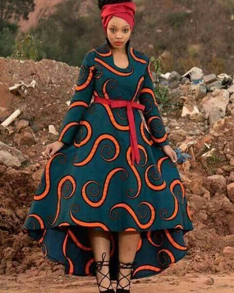 African Fashion, African