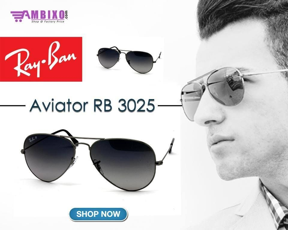 fa5ddf44544 Turn heads wherever you go wearing these unisex Sunglasses from   Rayban Buy