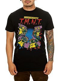 e84f3e3fbe8 HOTTOPIC.COM - Teenage Mutant Ninja Turtles Attitude T-Shirt