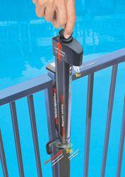 Gold Coast Frameless Glass Pool Fences Call Ian On 0406728704 Mermaid Fencing Gold Coast Glass Pool Fencing Gol Swimming Pool Safety Pool Gate Pool Safety