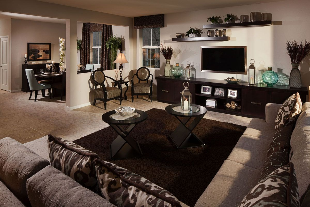 Reserves At Pearl Creek, A KB Home Community In Henderson, NV (Las Vegas)  Lydia Furniture Placement