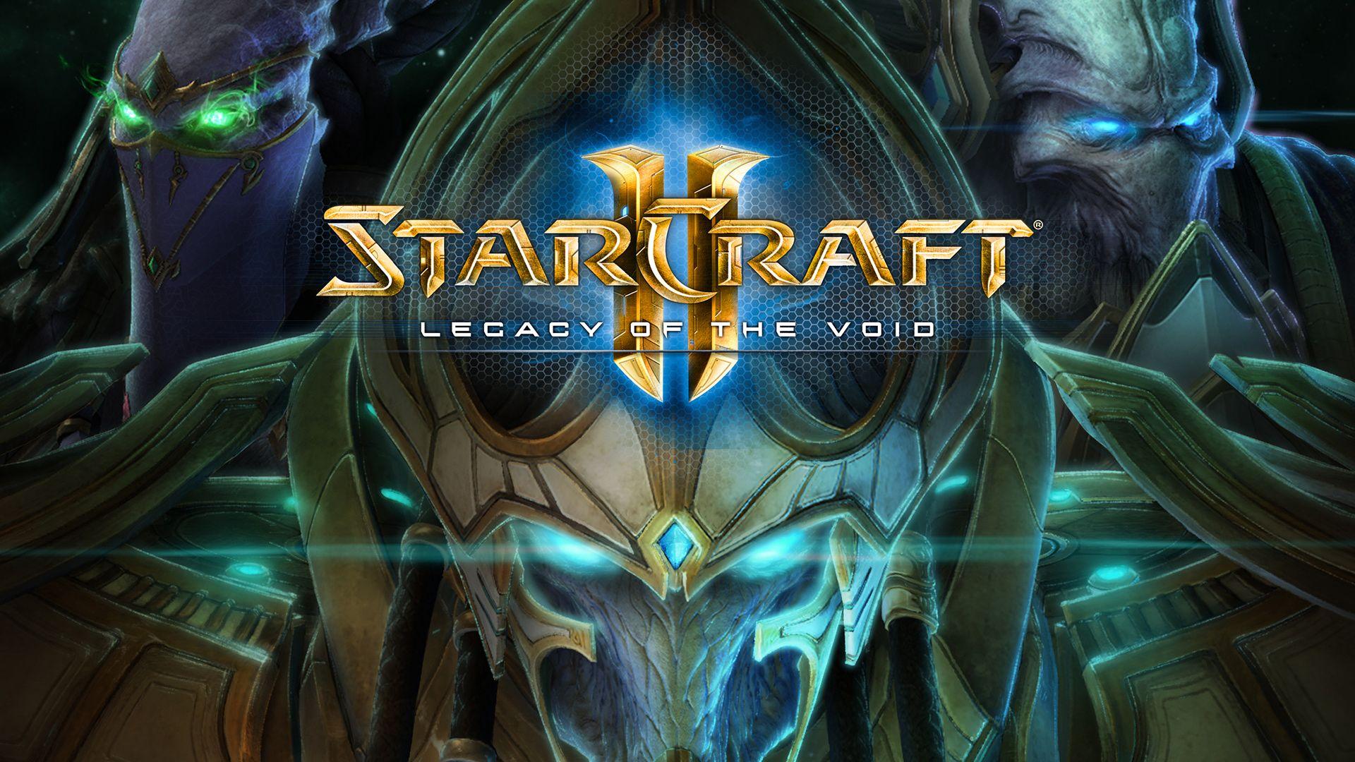 Starcraft Ii Legacy Of The Void Starcraft Starcraft 2 Video