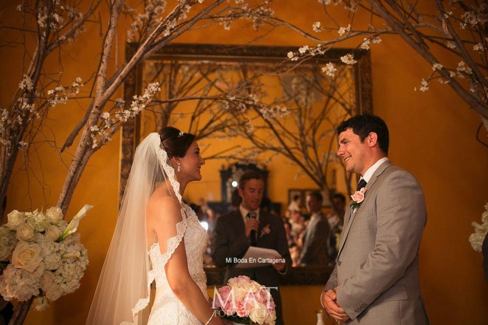 Nathalia Keith S Cartagena Wedding A Sky Full Of Stars Blog Sobre Mi Boda En Y Planner Colombia